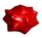 SAVI: Geometrical Modeling of Cell-like Shapes