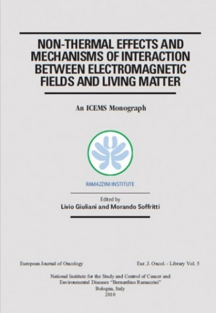 Non-Thermal effects and mechanism of interaction between electromagnetic fields and living matter